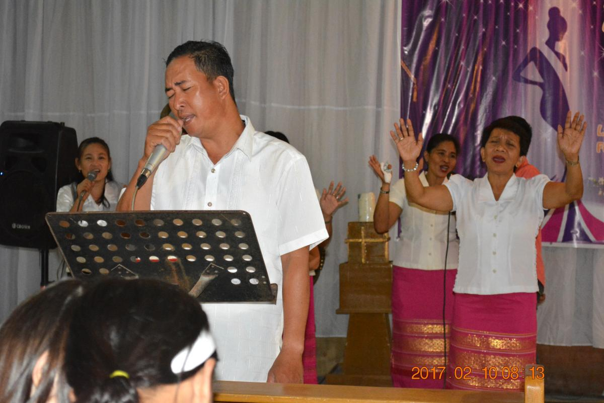 El Shaddai And The Charismatic Transformation Of Philippine