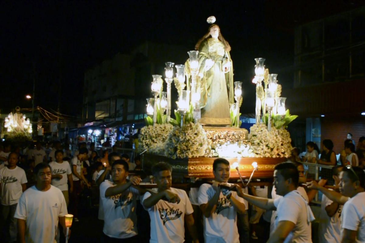 Holy Week Processions In Angono Rizal Catholics Amp Cultures