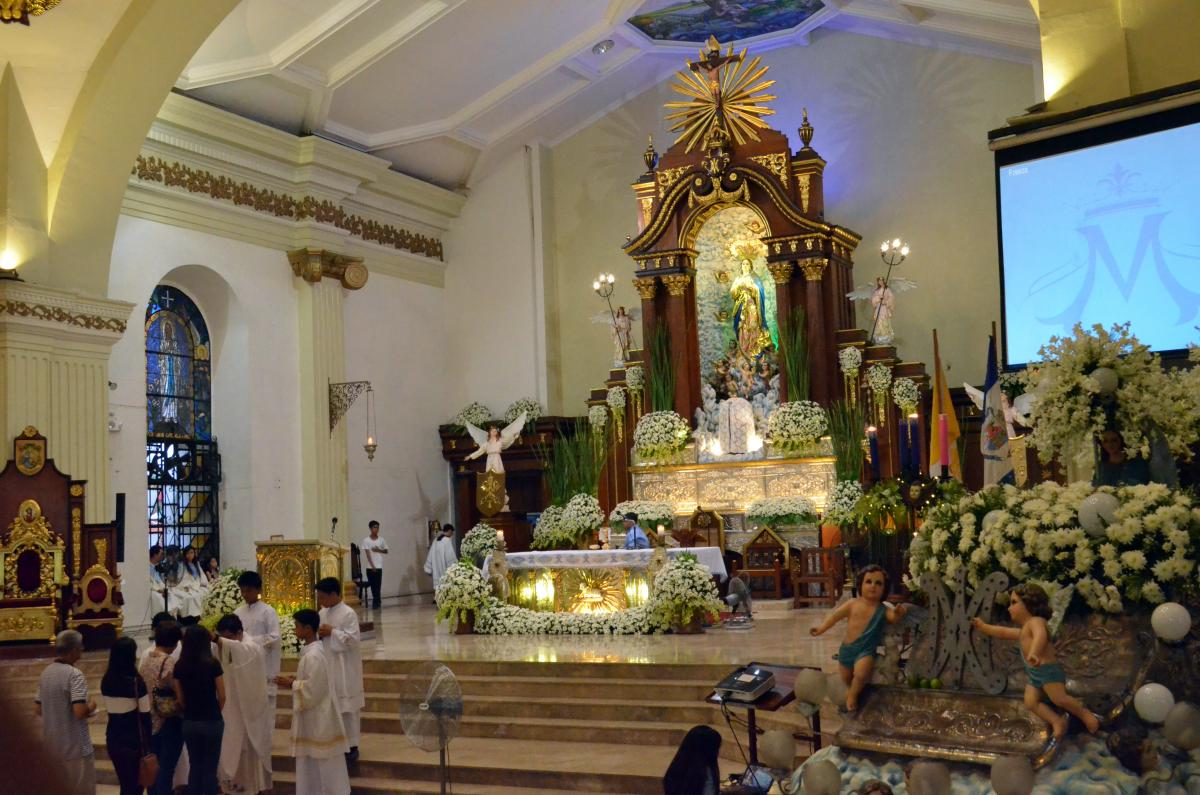 Feast Of The Immaculate Conception Catholics Amp Cultures