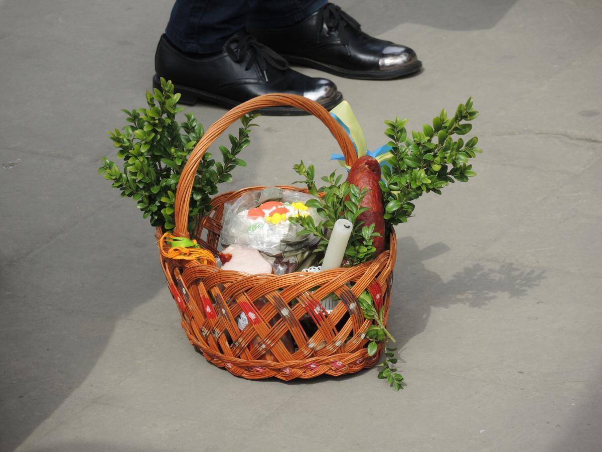 Fasting and feasting help define Greek Catholic practice in