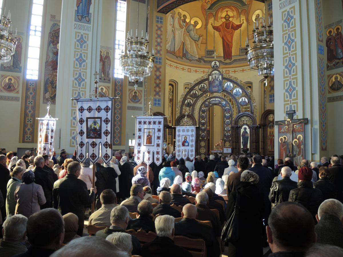 Holy Week in Ukraine: Willow Sunday, liturgies, Easter