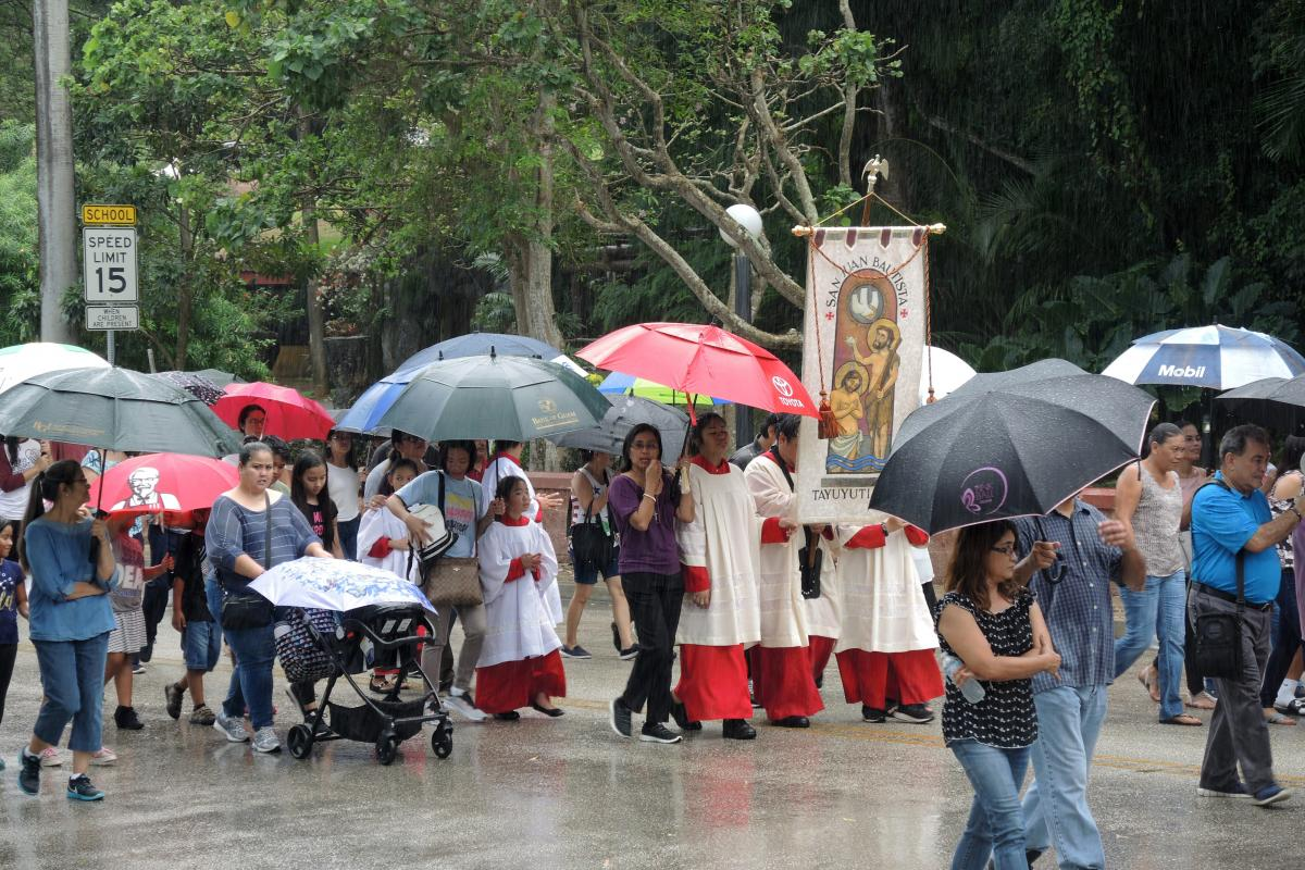 Feast of Santa Marian Kamalen honors Guam's patroness | Catholics