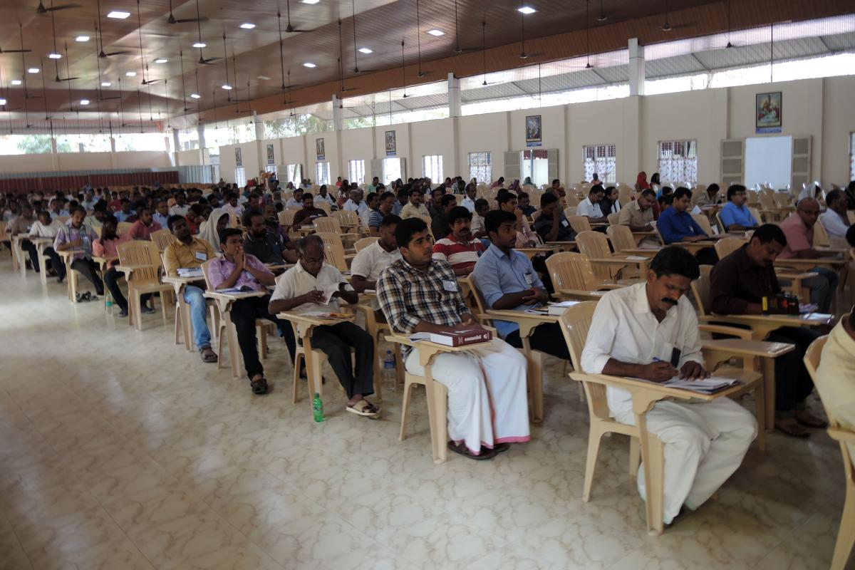 India's Divine Retreat hosts thousands for charismatic worship in