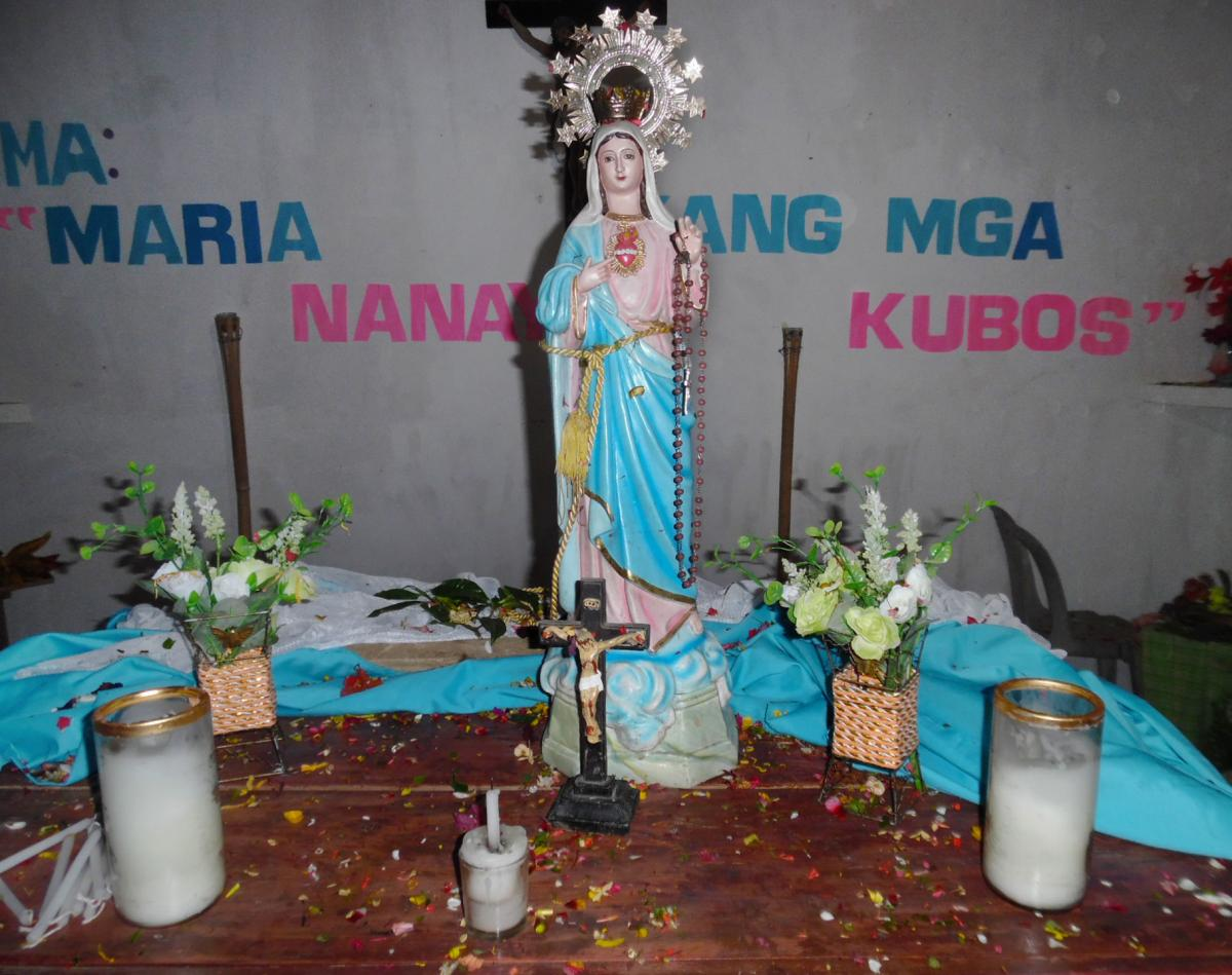 Flores De Mayo And Santacruzan Engage Filipino Youth In