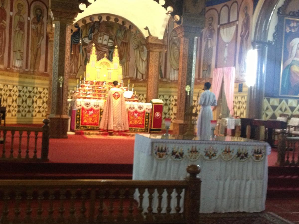 Syro-Malankara Worship  Catholics & Cultures