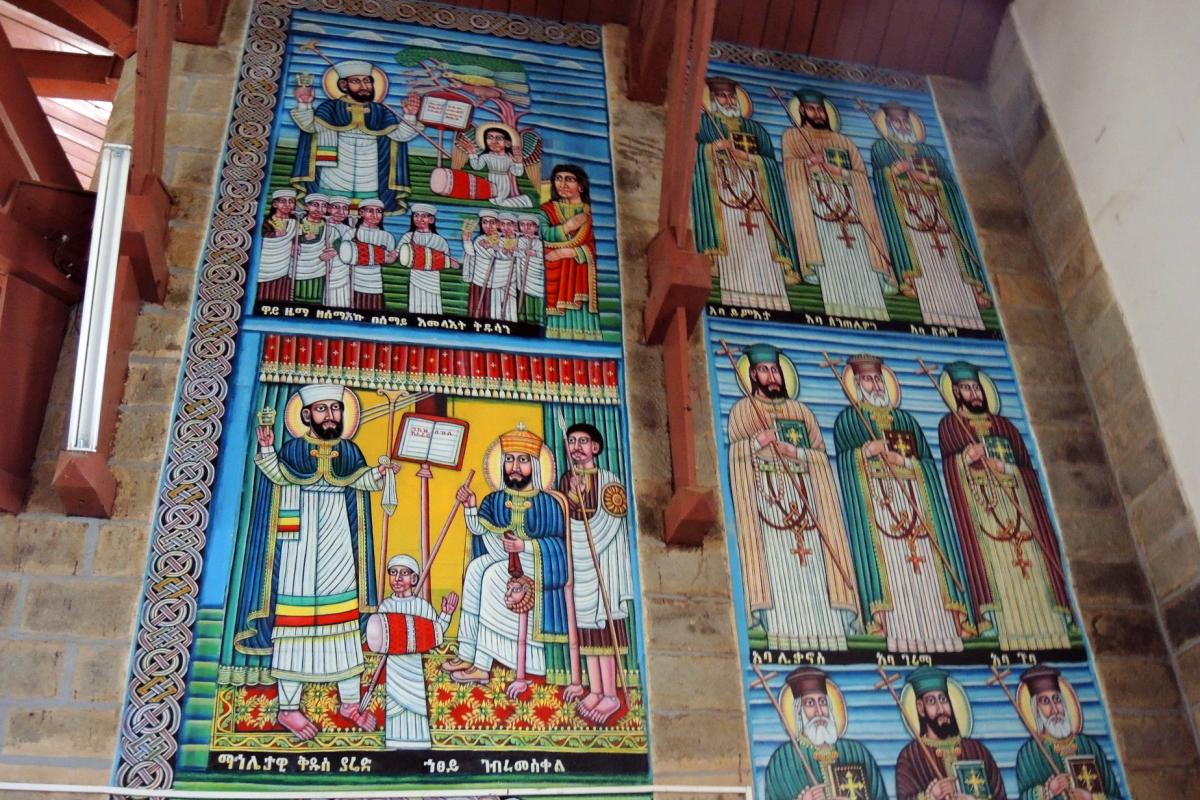 Zema chanting distinctive to liturgy in Ethiopia | Catholics