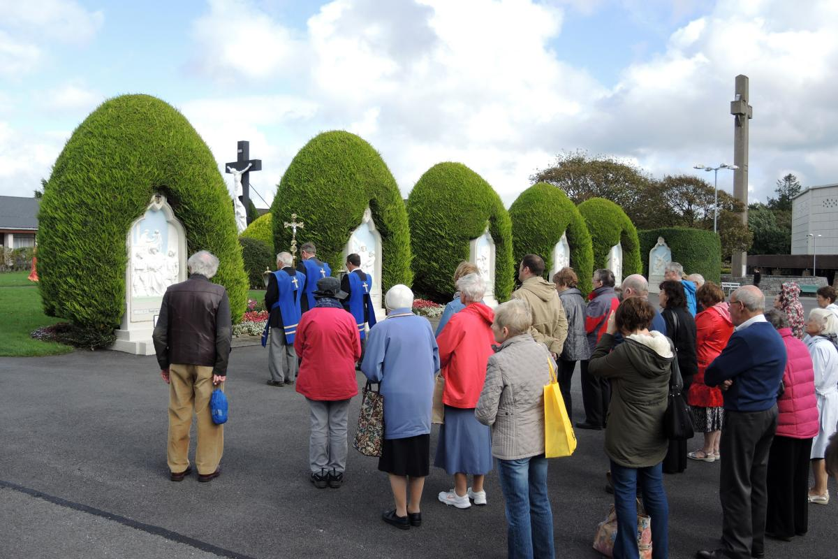 Our Lady of Knock Shrine rivals Lourdes for Ireland's