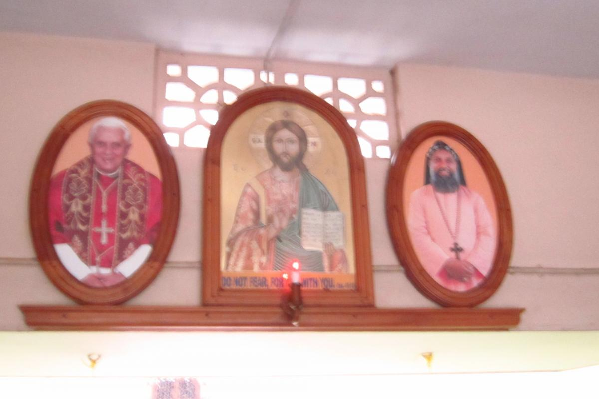 Syro-Malankara worship puts focus on ritual, gesture and symbols