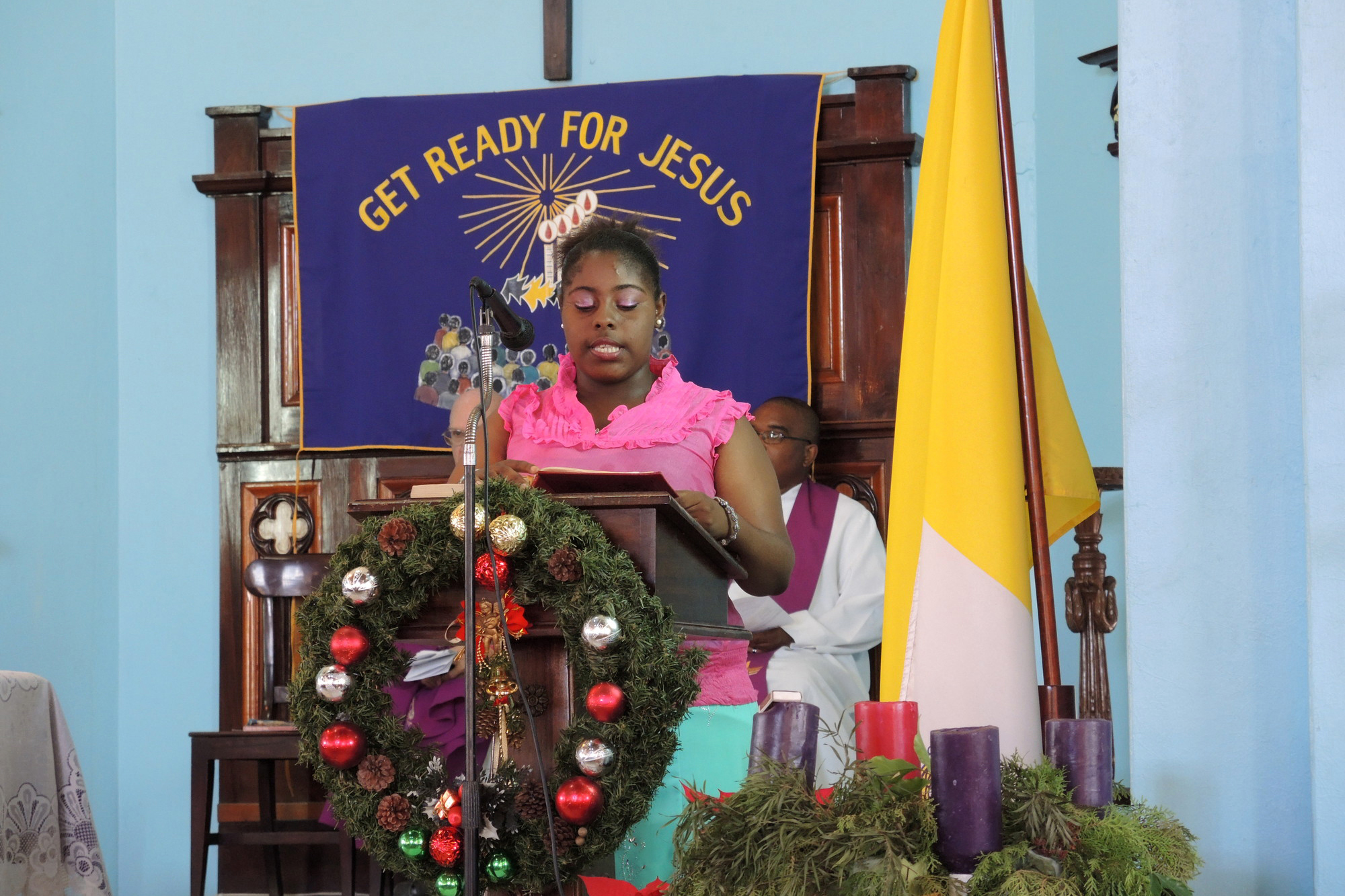 Music And Movement Embody Jamaican Worship Catholics Cultures