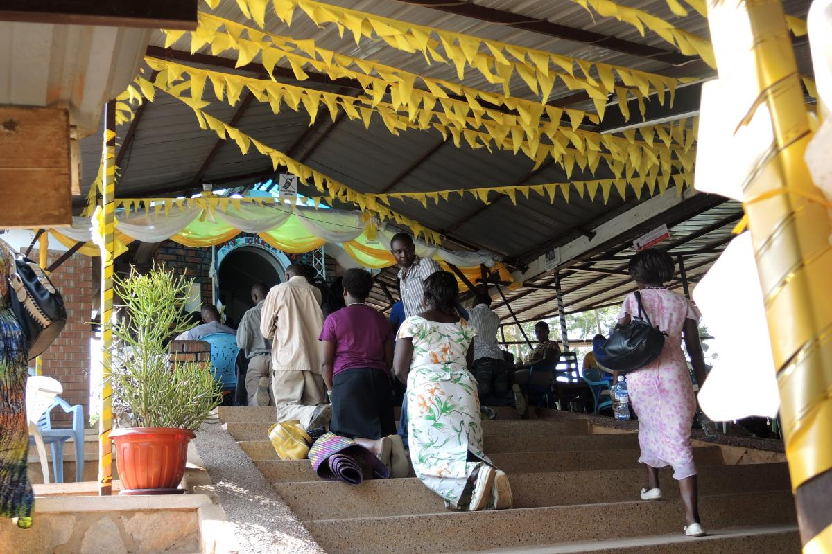 Shrines and pilgrimage important to Catholic life in Uganda
