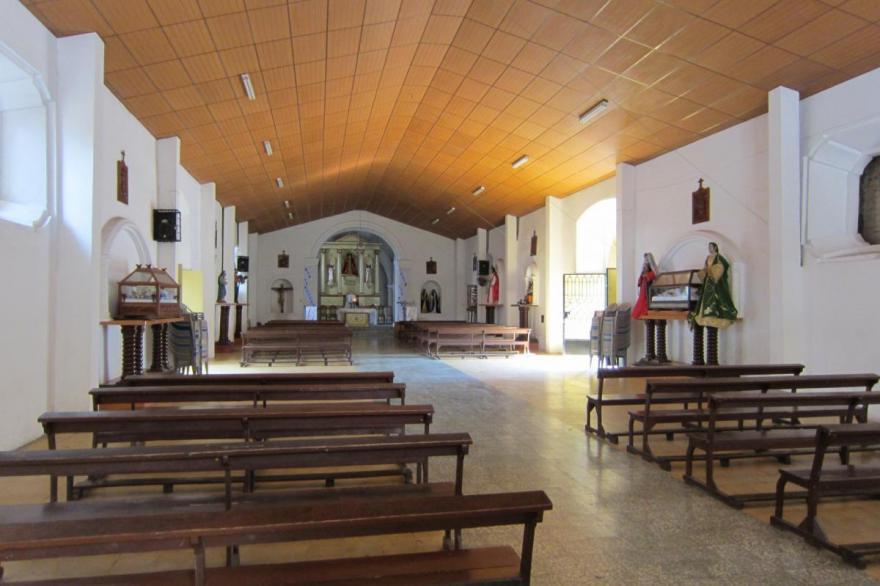 Nuestra Señora de la Asunción church, Izalco, El Salvador