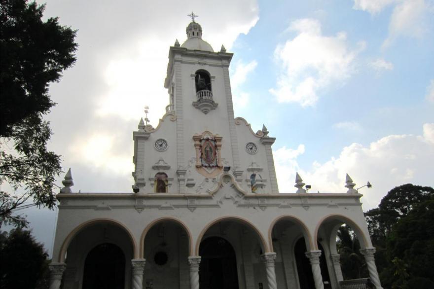 Basilica Nuestra Señora de Guadalupe, San Salvador