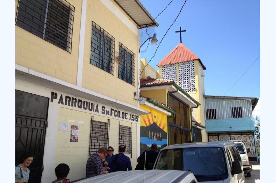 San Francisco de Assis, Mejicanos, San Salvador, El Salvador