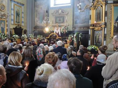 Holy Week in Ukraine: Willow Sunday, liturgies, Easter