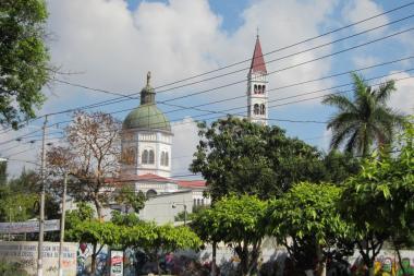 Iglesia Catolica Maria Auxiliadora Don Rua, San Salvador