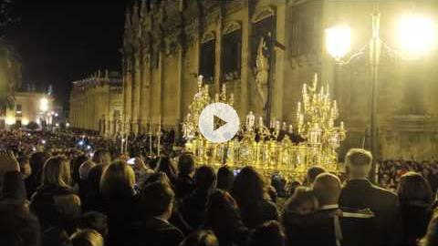 La Madrugá and Good Friday processions in Seville, Spain