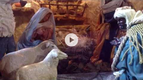 Il Presepe: The Italian Nativity, Interview with Maria Toscano