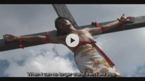 Pamagparaya: Practices during Good Friday in Cutud, Pampanga (Part 2)