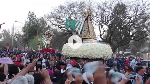 Feast of the Señor y Virgen del Milagro, Salta, Argentina