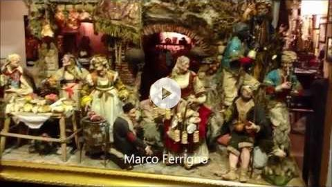 Il Presepe: The Italian Nativity, at the Ferrigno Workshop, Naples