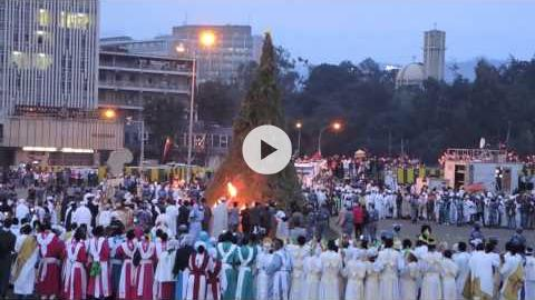 National Meskel Celebration, Ethiopia