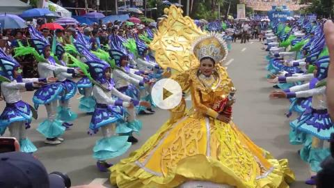 Grand Sinulog Parade 2017, Cebu, Philippines