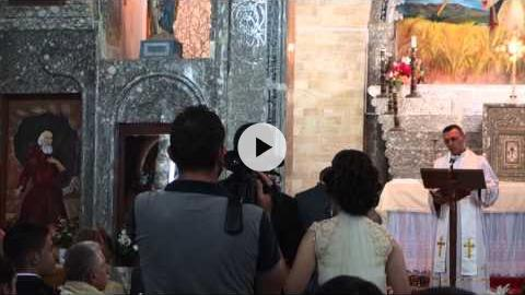 Catholic Wedding in Alqosh, Iraq