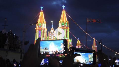 Annai Velankanni 2019, Nativity of the Blessed Virgin Mary, India