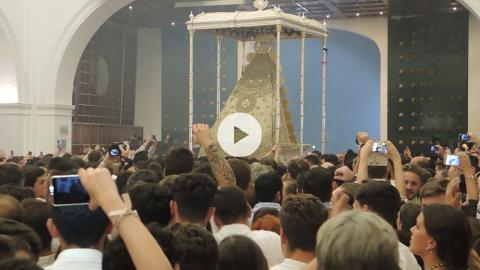 Procession of Our Lady of El Rocío, Spain