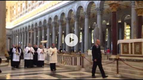 Corpus Christi Procession in Rome