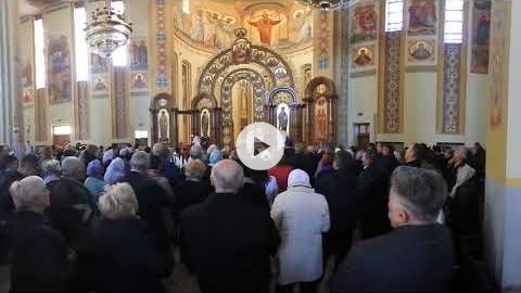 360° Video: Bright Monday service, Ukraine 2017
