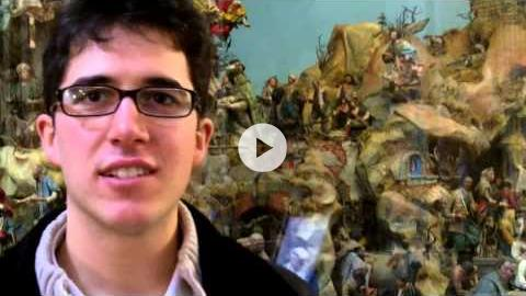 Il Presepe: The Italian Nativity, Interview with Francesco